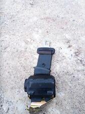 Audi A4 B5 A8 Sicherheitsgurt Hinten Mitte  Gurt 4A0857713N schwarz