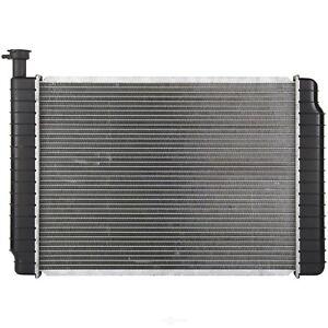 Radiator Spectra CU312