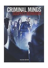 Criminal Minds: Suspect Behavior - The DVD Edition Free Shipping