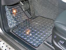 BMW X5 Typ E53/X53 Alu Fußmatten Set 5-tlg. DG-S
