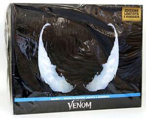 EBOND Venom Edizione Limitata e Numerata BLU-RAY + Action Figure D597501