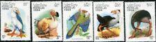LAOS STAMP 1994 PREHISTORIC BIRDS 5v MNH SEE SCAN