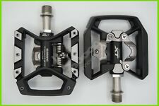 Shimano DEORE XT Klick-/ Plattformpedale PD-T8000 SPD inkl. Cleats Touring T780