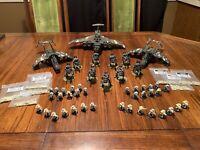 Warhammer 40k forgeworld astra militarum valkyrie cadian respirators marauder