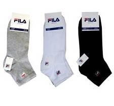 9 Paare Von Socken Herren FILA Niedrig Aus Stretch-Baumwolle mit Logo Art. F9303
