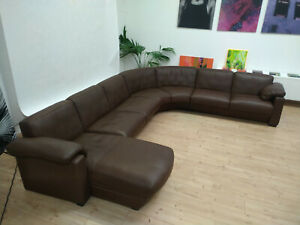 De Sede DS-116 Büffel Leder Sofa  /Lounge/ Design Sofa/Swiss Quality/Loft 6-7P