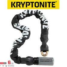 Catena Lucchetto Catenaccio Kryptonite Series 2 120 cm Antifurto Moto Scooter