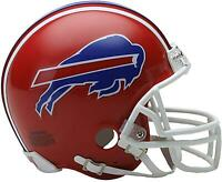 Riddell Buffalo Bills Throwback 1987 - 2001 VSR4 Mini Football Helmet - Fanatics