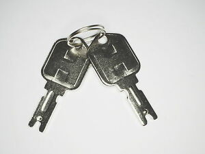 Zündschlüssel Schlüssel Yale Hyster  Stapler Gabelstapler
