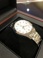 TAG Heuer Carrera Calibre 5 Mens Automatic Watch Excellent Condition WV2210