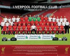 Liverpool Foto de equipo 2012-2013 - Mini Poster 40 X 50 Cm (nuevo Y Sellado)