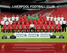 Liverpool Team Photo 2012-2013 - Mini Poster 40cm x 50cm (new & sealed)