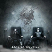 """CERIMONIAL SACRED eternity begins tonight 7"""" vinyl ep unblack black metal horde"""