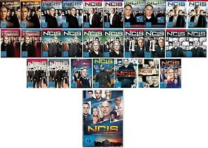 101 DVDs * NAVY CIS / NCIS SEASON / STAFFEL 1-17 IM SET # NEU OVP +