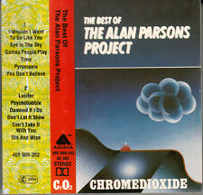 """K 7 AUDIO (TAPE)  THE ALAN PARSONS PROJECT  """"THE BEST OF"""""""