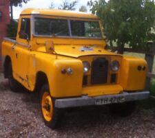 Land Rover Series 2a SWB Hard top 1965 diesel - *OVERHAULED BRAKES*