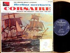 WESTMINSTER Berlioz Overtures BOULT Corsaire/Beatrice and Benedict XWN-18524