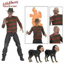 "A NIGHTMARE ON ELM STREET PART 2 - 7"" ULTIMATE FREDDY ACTION FIGURE FROM NECA"