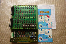 "Senjou No Ookami: Commando ""Capcom 1985"" Jamma PCB Arcade Game Import Japan"