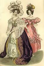 Fashion Hat 6~counted cross stitch pattern #739~People Lady Fashions Graph Chart