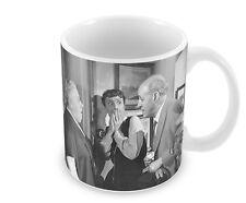 MARGARET RUTHERFORD & ALASTAIR SIM COFFEE MUG HAPPIEST DAYS FREE PERSONALISATION