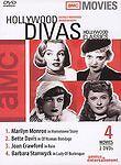 AMC - Hollywood Classics: Hollywood Divas (DVD, 2004) NEW