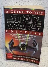 A Guide to the Star Wars Universe Paperback Book Han Solo Yoda Darth Vader C3PO