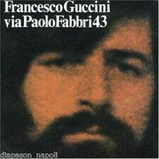 Francesco Guccini: Via Paolo Fabbri 43 - CD