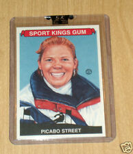 2007 Sportkings series A Picabo Street base card #40
