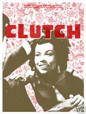 Clutch 2008 Concert Poster : Powerhouse Factories