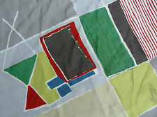 Vintage Vorhang Vorhangstoff 50er Rockabilly midcentury fabric TOP