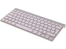 Keyboard Wireless Bluetooth Smartphone Tablet Computer PC Tastatur weiss