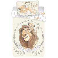 Disney The Lion King Toddler Duvet Cover Set 100 x 135 cm Simba & Mufasa COTTON