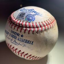 8/13/20 Game Used Baseball from MOOKIE BETTS Sixth 3HR Game MLB Authenticated #1