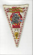 Ajax European Cup 70/71 Vintage Football Pennant