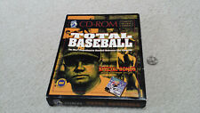 PC CD-ROM Total Baseball The Most Comprehensive Baseball Reference Ever Compiled