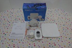 Angelcare AC127 Movement Breathing & Sound Wireless sensor pad Baby Monitor