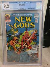 New Gods #7 CGC 9.2 1st app. of Steppenwolf! (DC 1972)