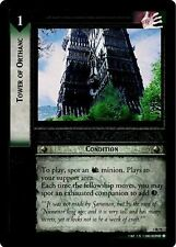 LoTR TCG Realms of the Elf Lords ROTEL Tower of Orthanc 3R71