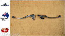 Short Brake and Clutch Lever Set Kawasaki KLX140L 09-14 KLX 140 2011 2012 2010