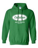 Callahan Auto Parts Tommy Boy Farley Spade Funny Movie  Kelly Green Sweat Shirts