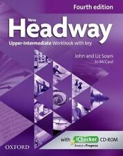 New Headway: Upper-Intermediate B2: Workbook + iChecker with Key: A new digital era for the world's most trusted English course by Oxford University Press (Mixed media product, 2014)