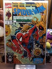 """1991 Spider-Man # 6 Signed By Todd Mcfarlane """"Mint"""" Nice !"""