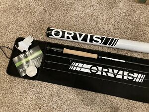 NEW ORVIS HELIOS 3F 4WT 9FT 4PC FLY ROD