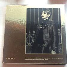 Exo Baekhyun Exodus Official Album Korean Ver Smtown Kpop