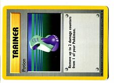 POKEMON BASE English SHADOWLESS CARD (Used) N°  94/102 POTION