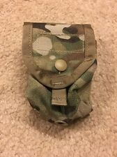 Eagle Industries Multicam OCP MOLLE II Frag Hand Grenade Pouch ARMY