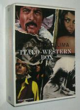SERGIO SOLLIMA ITALO-WESTERN BOX /// dvd import Germany .