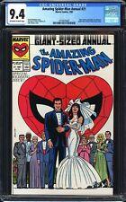 Amazing Spider-Man Annual 21 CGC 9.4