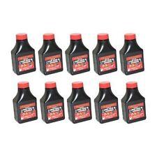10 x deux (2) stroke huile one shot bouteilles 50:1 mix idéal pour husqvarna tronçonneuse